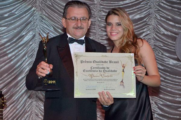Prêmio Qualidade Brasil 2011