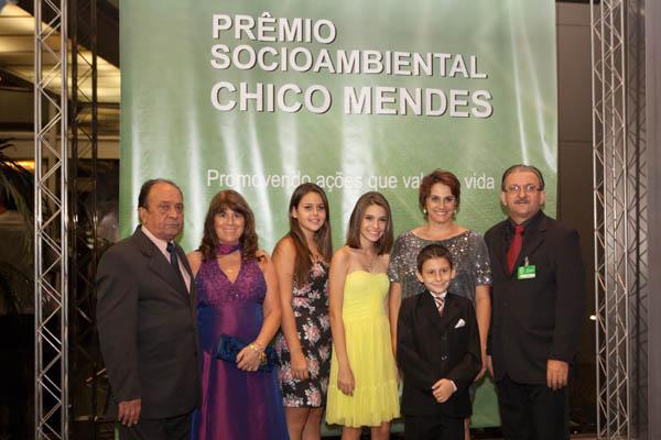 Visafértil recebe Prêmio Socioambiental Chico Mendes
