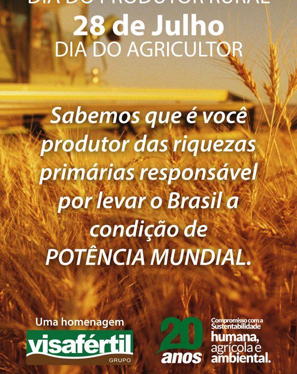 Produtor Rural- Agricultor
