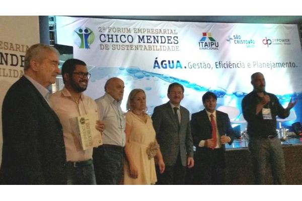 2º Fórum Empresarial Chico Mendes de Sustentabilidade