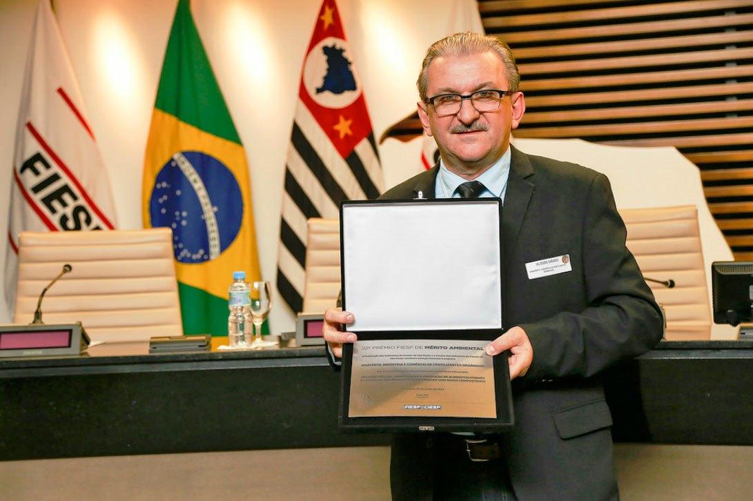 Prêmio Fiesp – Mérito Ambiental