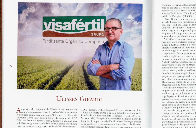 Bibliografia Ulisses Girardi
