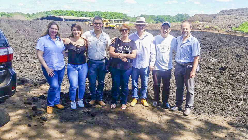 Visafértil recebe visitas da América Central