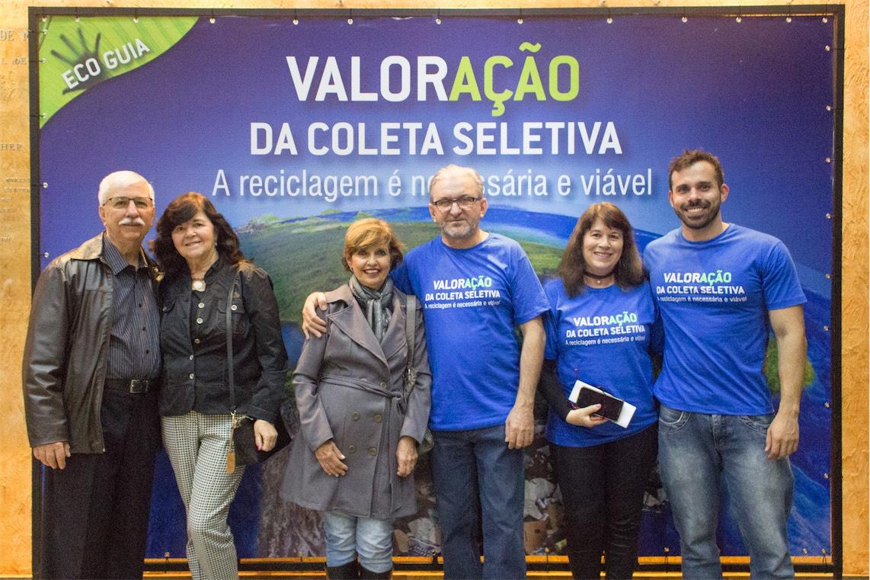 Lançamento do Eco Guia – Valoração da Coleta Seletiva